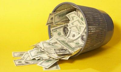 هدر بقيمة 300 ألف دولار سنوياً