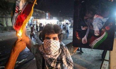ضربة لنفوذ ايران بالعراق