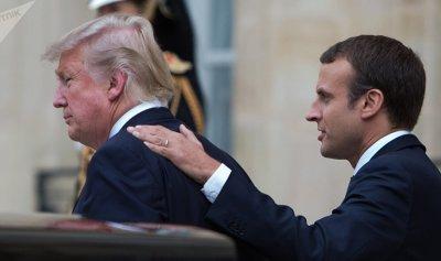 الجيش الفرنسي يسخر من ترمب
