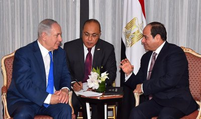 مصر هددت نتنياهو