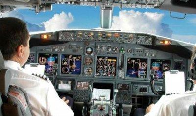 توقيف كبار الطيارين لتعاطيه الكحول!