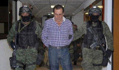رحيل امبراطور المخدرات في المكسيك