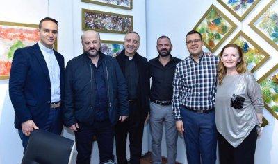 الرياشي: الفنانون يكافحون في لبنان