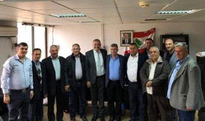 تسليم وتسلم في رئاسة بلدية رميش