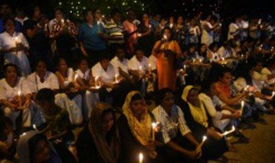 شكوى ضد حل البرلمان في سريلانكا