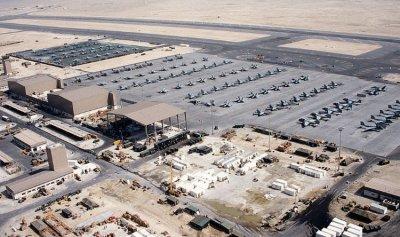 البنتاغون: نتطلع إلى تطوير قاعدة العديد في قطر