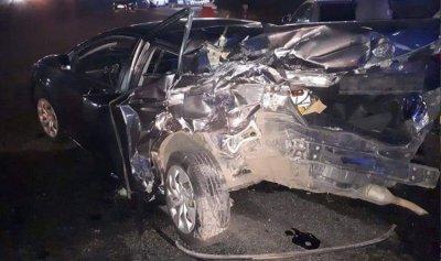 5 جرحى في حادث سير في الضنية