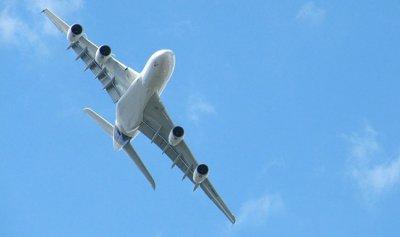 طائرة ركاب بفرامل معطلة تهبط في تل أبيب