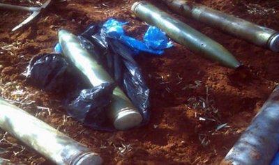 5 صواريخ في طرابلس