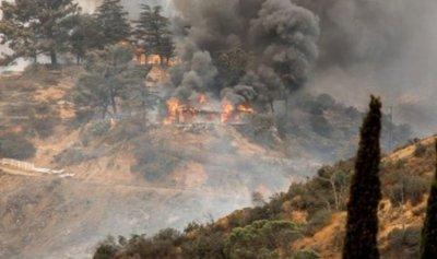 أكبر حريق في كاليفورنيا… و81 قتيلاً