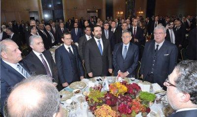 الحريري: حل عقدة الحكومة ليس عندي!