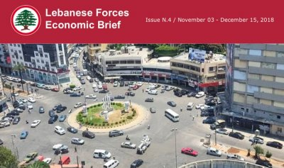 Lebanese Forces Economic Brief issue No.4