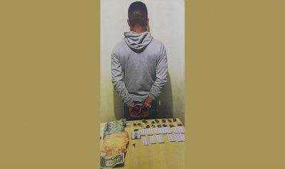 توقيف فلسطيني في الرحاب بجرم المخدرات