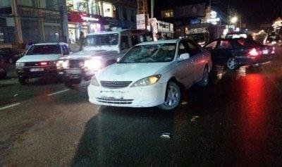 بالصور: جريح بحادث سير في الشبريحا