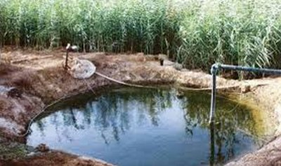 المياه الجوفية لامست حدود الخطر