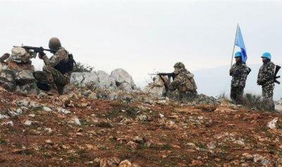 الجيش يجبر الاسرائيليين على التراجع في ميس الجبل