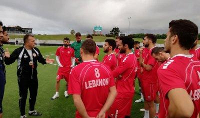 منتخب كرة القدم يتحضير لكأس آسيا