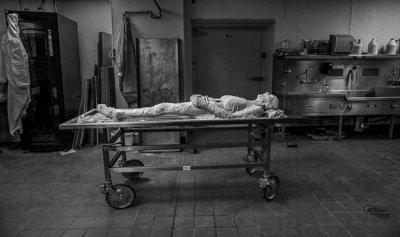 """جثة رقمية خالدة """"على قيد الحياة"""""""
