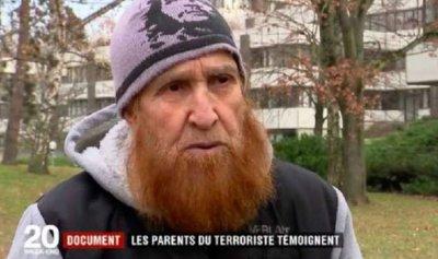 والد منفذ هجوم ستراسبورغ: ابني داعشي
