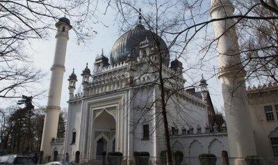دهم مسجد في برلين