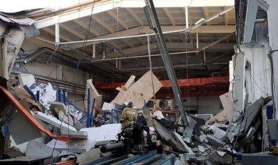 3 ضحايا جراء انهيار مبنى في موسكو