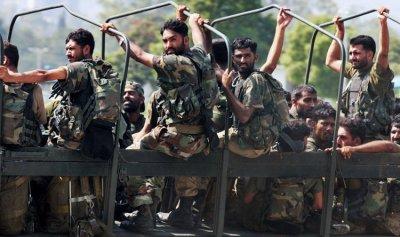 احتجاج ضد إيران على خلفية مقتل جنود باكستانيّة