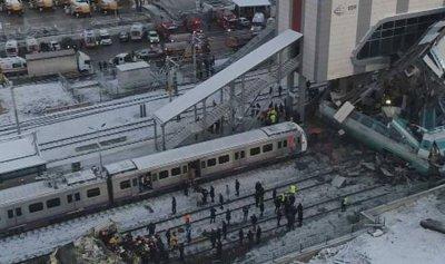 خطأ غريب وراء حادث القطار التركي