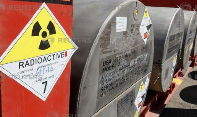 62.1 ألف طن يورانيوم في الأردن