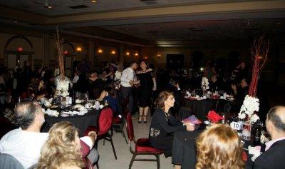 """سهرة """"القوات"""" ويندسور – كندا بمناسبة عيد العشاق"""
