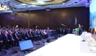 """انطلاق مؤتمر """"عرب نت بيروت"""" بدورته التاسعة بحضور الرئيس سعد الحريري"""