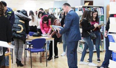 """ورشة عمل لطلاب LCU في معهد باسل فليحان حول """"الواردات والنفقات والموازنة"""""""