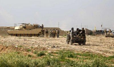 اشتباكات بين الحشد ومسلحين في محافظة كركوك