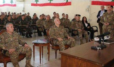 """نساء """"يقتحمن"""" الجيش اللبناني"""