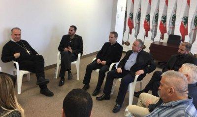 """""""القوات"""" مونتريال تحتفل بمركزها الجديد… بارودي: همنا الوحيد هو النضال السياسي"""