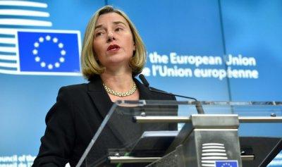 موغريني: سيواصل الاتحاد الأوروبي دعم الإدارة المستدامة للمياه من خلال تعاونه مع البلدان الشريكة