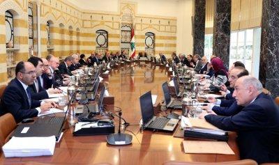 مجلس الوزراء أقر مشروع البرنامج الاستثماري للبنى التحتية… عون: لإقرار مشروع الموازنة بسرعة