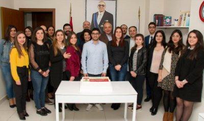 شانت فارتانيان ثالث لبناني من جذور أرمنية يلتحق منذ عام 1945 بوزارة الخارجية اللبنانية