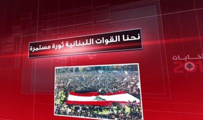"""بالفيديو: البرنامج الإنتخابي لـ""""القوات اللبنانية"""""""