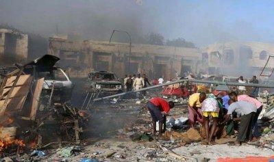 14 قتيلاً في مقديشو