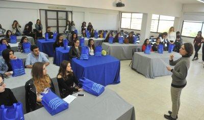 مسابقة ثقافية لطلاب الثانوية العامة في جامعة الروح القدس