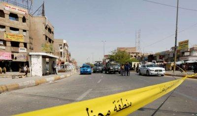 """انفجار قرب مقر الحزب """"الشيوعي"""" وسط بغداد"""