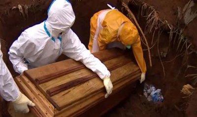 الإيبولا إلى إفريقيا مجددًا!