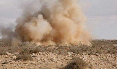 """خاص موقع """"القوات"""": إنفجار لغم أرضي في رميش… وإصابة مواطن۔"""
