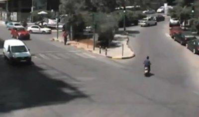 بالفيديو: عندما لا تُحترم إشارات السير في لبنان… هكذا تكون النتيجة