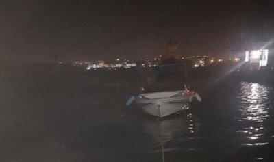 انقاذ ثلاثة مواطنين مقابل شاطئ صور