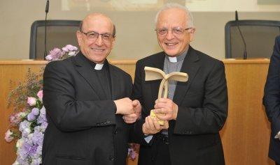 """جامعة الروح القدس أطلقت برنامجًا مشتركًا مع جامعة أوربينو الإيطالية حول """"حفظ وترميم الملكية الثقافية والفن المقدس"""""""