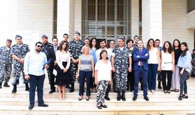 حفل بمناسبة اليوم العالمي لمبادىء الامم المتحدة لمعاملة السجناء في رومية