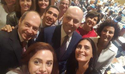 حاصباني بعد العرض الناجح لتقرير لبنان عن التنمية المستدامة