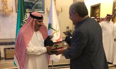 يوم المشنوق الأوّل في السعودية: إجتماعات أمنية ومأدبة عشاء بحضور نزال علّولا