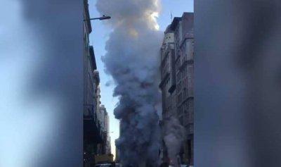بالفيديو: الرعب ينتشر في نيويورك.. والسبب؟